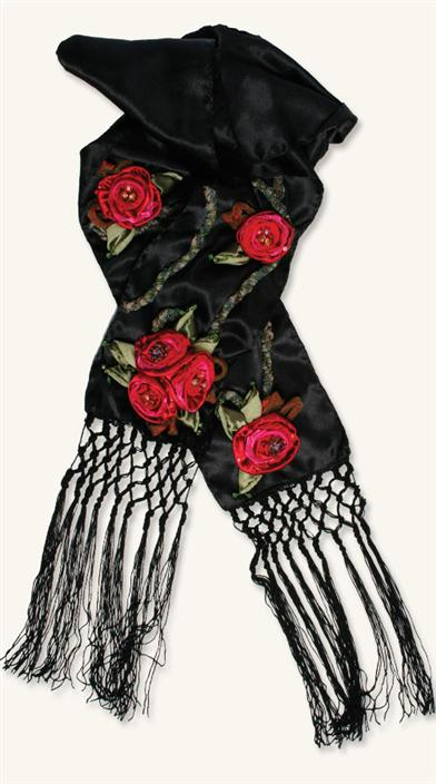 MARY FRANCES LOVE AFFAIR SCARF
