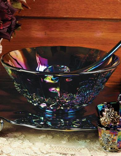 CARNIVAL PUNCH BOWL SET