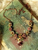 COLLEEN TOLAND CELANDINE NECKLACE