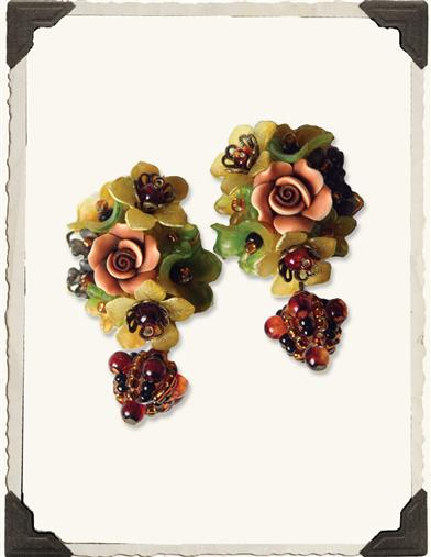 COLLEEN TOLAND CELANDINE EARRINGS