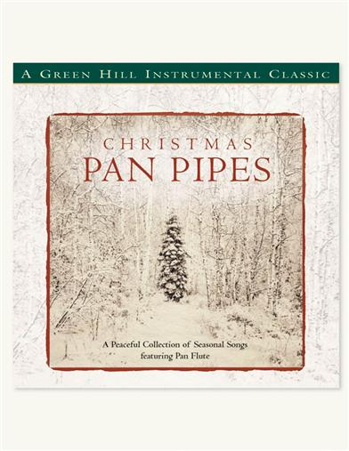 GREEN HILL PAN PIPES CD