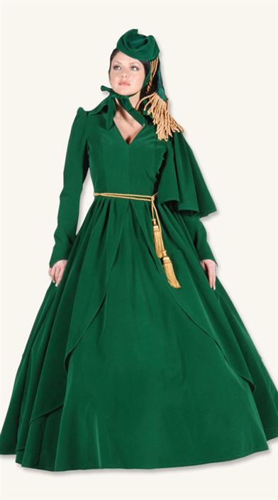 SCARLETT O'HARA CURTAIN CALL COSTUME