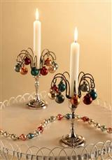 Retro Candle Collar
