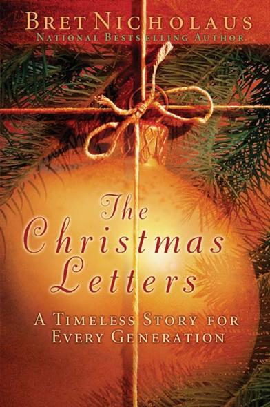THE CHRISTMAS LETTERS BOOK