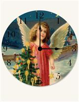 ANGELICA'S TREE CLOCK
