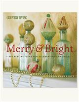 Country Living Merry & Bright Book