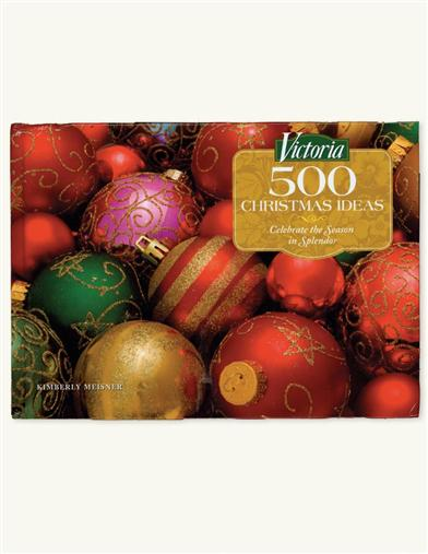 VICTORIA BOOK (500 CHRISTMAS IDEAS)