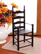 WINDSOR WOODEN DOLL CHAIR