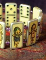 ROSE O'NEILL THE BIRTH OF KEWPIE BRACELET