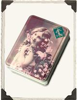 GIFT ENCLOSURE TIN