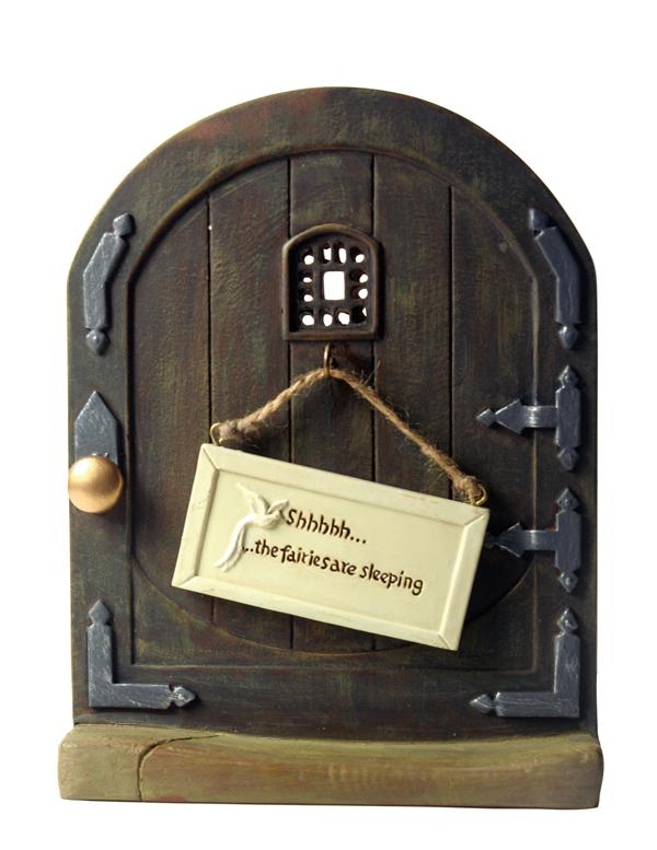FAIRY DOOR Miniature Door Fairy Garden Decor