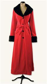 ZHIVAGO RED COAT