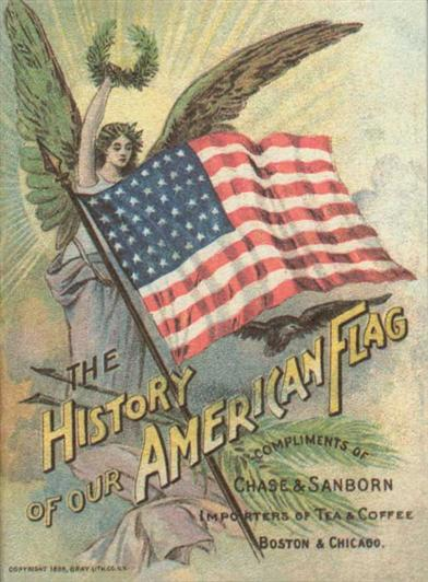 HISTORY OF OUR FLAG BOOKS (SET OF 4)