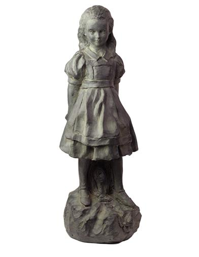 Alice Statue (Weathered Finish)