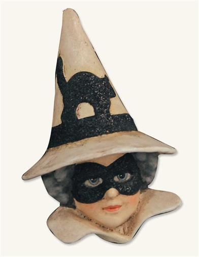 BETHANY LOWE WHITE WITCH PIN