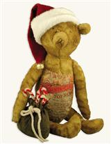 TOY SHOP CHRISTMAS BEAR