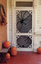 TANGLED WEB LACE PANEL