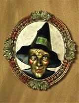 MIRROR MIRROR WITCH PLAQUE