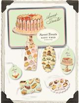 """SWEET TREATS"" GIFT TAGS"