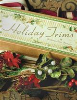 BOX OF CHRISTMAS TRIMS