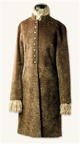 CANTERBURY RIDING COAT