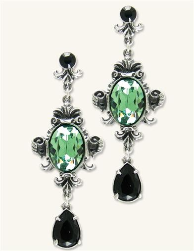 ABSINTHE EARRINGS