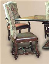 Elizabethan Side Chairs (Pair)
