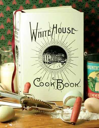 WHITE HOUSE COOKBOOK (HARDCOVER)