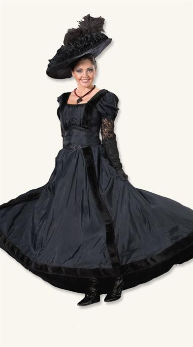 TITANIC LADY COSTUME