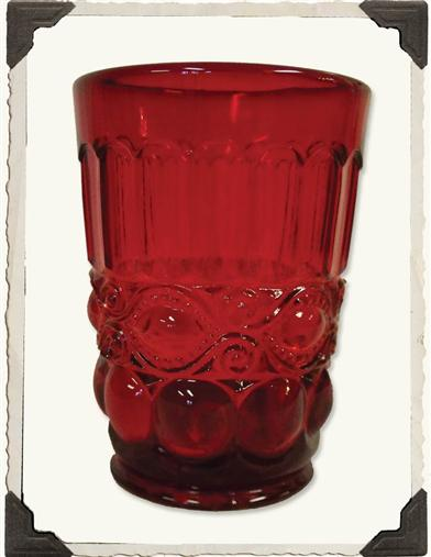 EYE WINKER TUMBLER (RED)