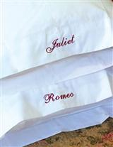 ROMEO & JULIET PILLOWCASES