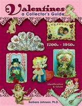 VALENTINE'S COLLECTOR GUIDE BOOK