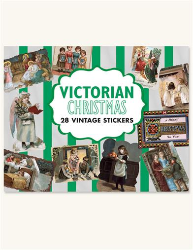 VICTORIAN CHRISTMAS STICKERS