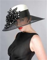 LOUISE GREEN INGENUE HAT