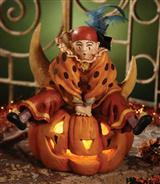 MARY ENGELBREIT PUMPKIN LEAP FROG