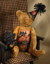 Halloween Treats Teddy Bear