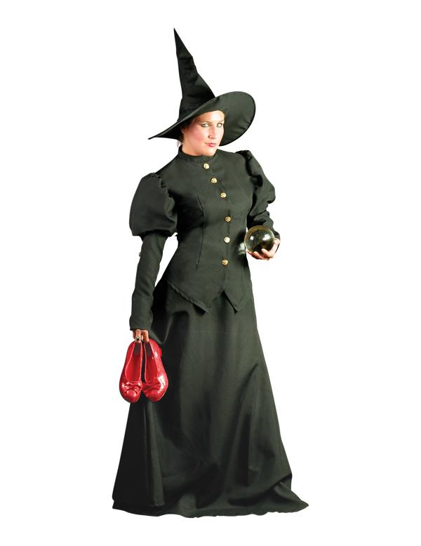 WICKED WITCH OF THE WEST - Women's Witch Costume