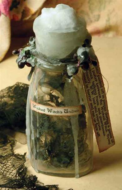 WICKED WITCH'S UNDIES BOTTLE