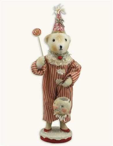 CANDY STRIPE BEAR