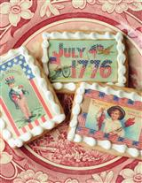 4TH OF JULY SHORTBREAD COOKIES