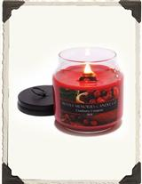 SPICE SOY CANDLE (CRANBERRY COMPOTE)