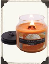 SPICE SOY CANDLE (PUMPKIN PIE)