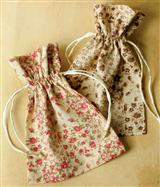 CALICO POUCHES (SET OF 4)