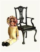 DOLLYS CHIPPENDALE CHAIR