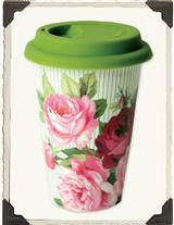 ROSES TO GO TRAVEL CUP