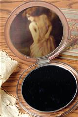 Lady In The Water Compact Mirror