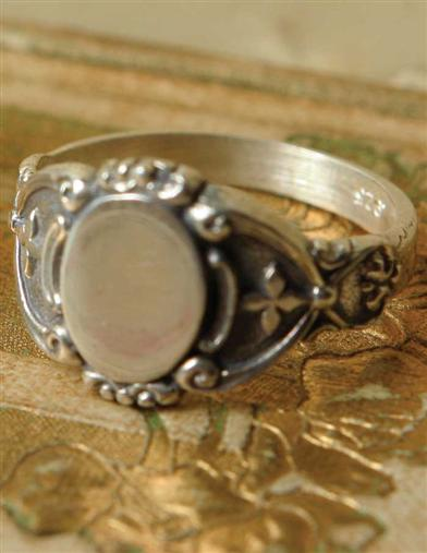 SIGNET RING NON-ENGRAVED