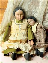 COLONIAL DOLL (PATIENCE)