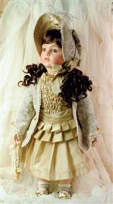 REPLICA GERMAN DOLL (GISELA)