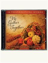 WE GATHER TOGETHER CD
